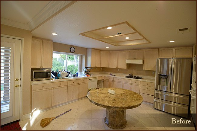 Before, During & After | Pacific Kitchens Inc. – Kitchen Remodeling ...