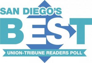 Union Tribune - San Diego's Best Reader Poll