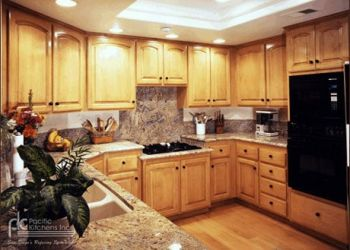 Tuscany stained select maple juliano cabinet doors